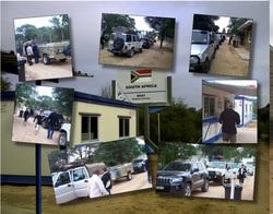 Krugersdorp na kgalagadi - die storie
